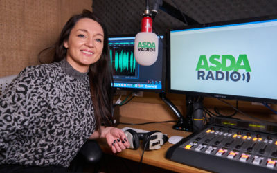 Mood Media revamps Asda's in store experience with new radio station